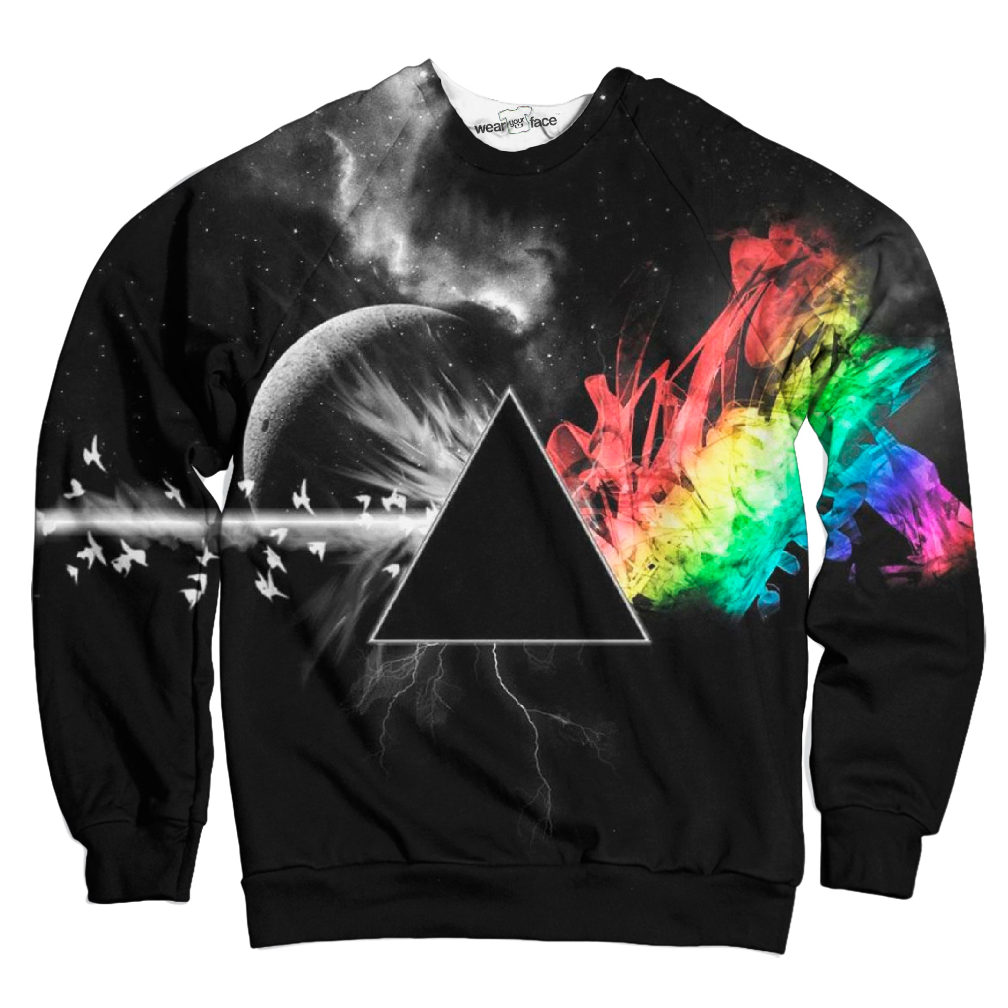 Space Refraction Sweatshirt