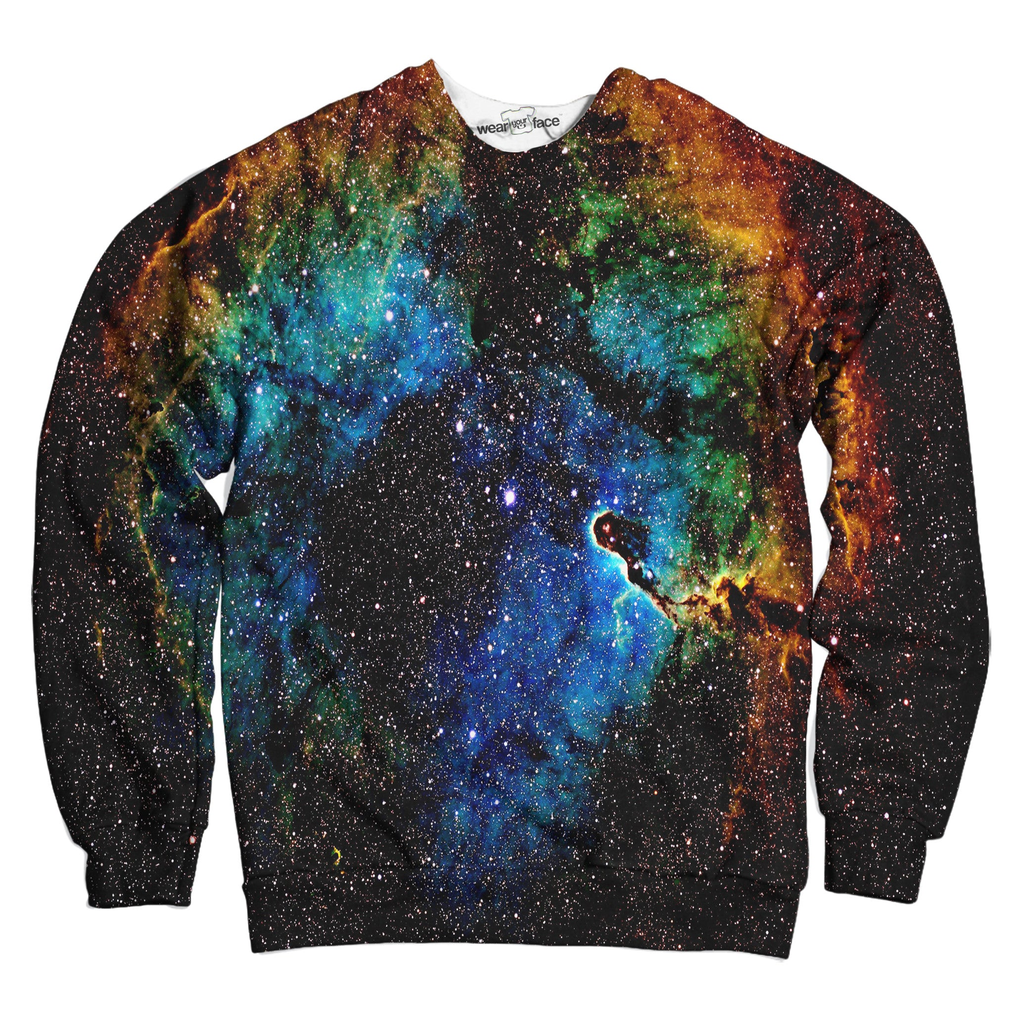 Infinite Galaxies Sweatshirt