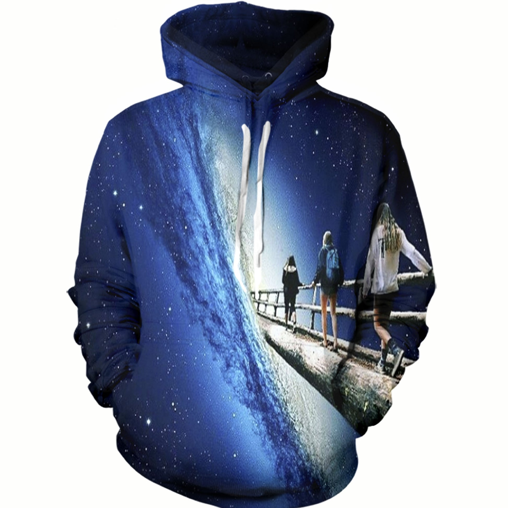 Just Another Walk Hoodie