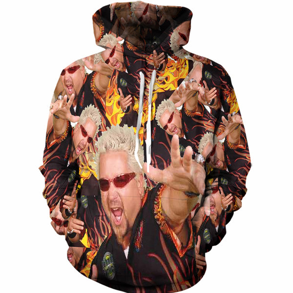 This Guys On Fieri Hoodie
