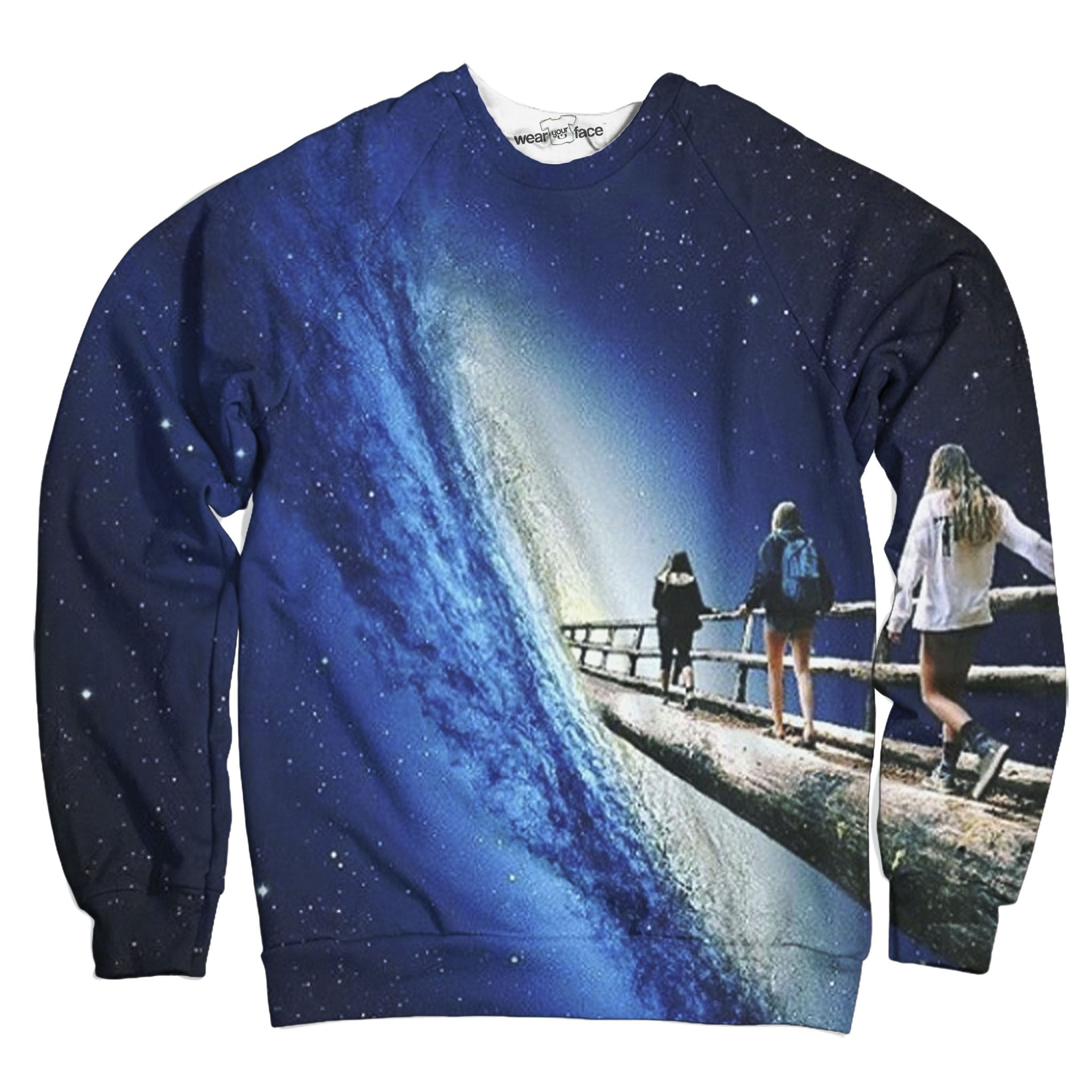 Just Another Walk Sweatshirt