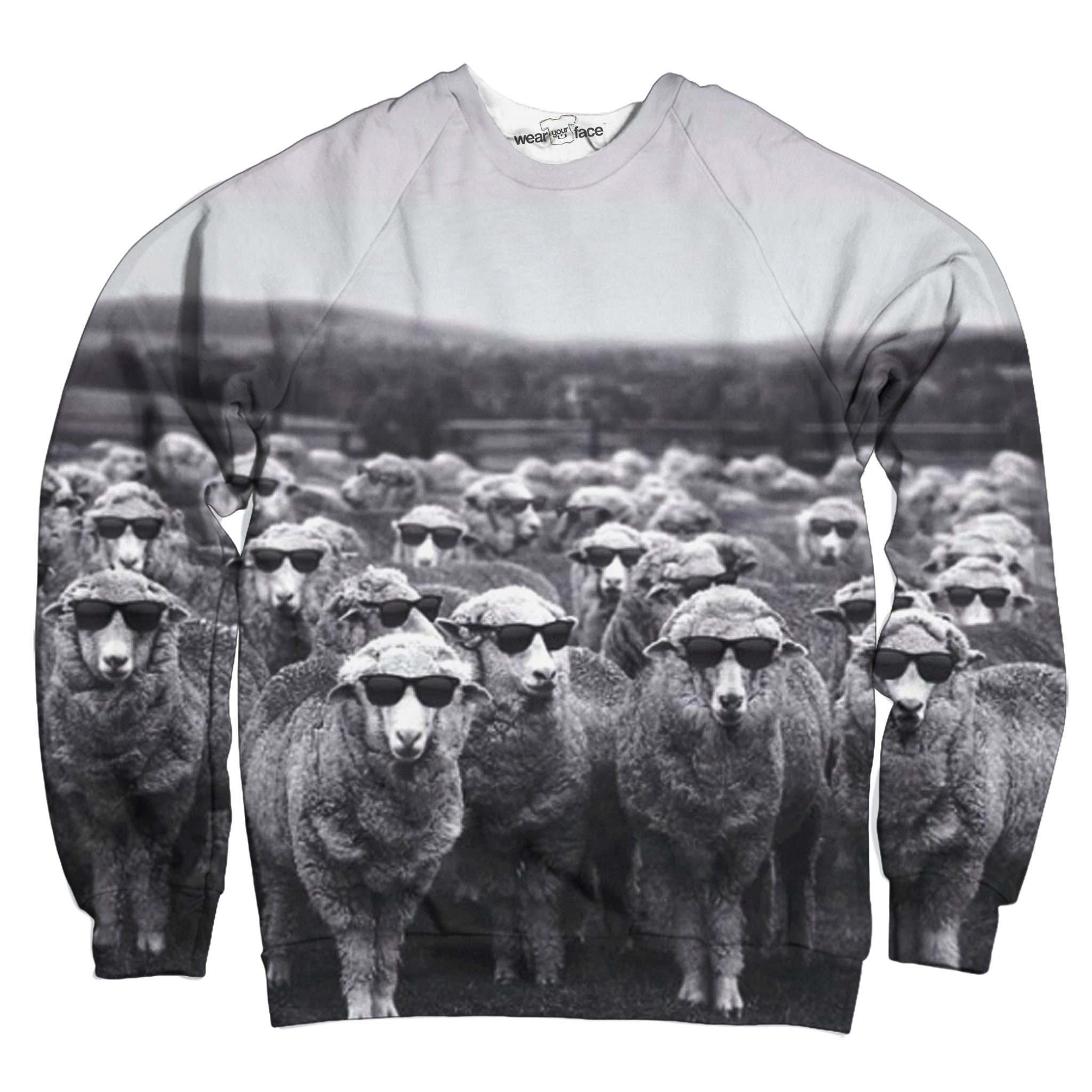 Sheeple Sweatshirt