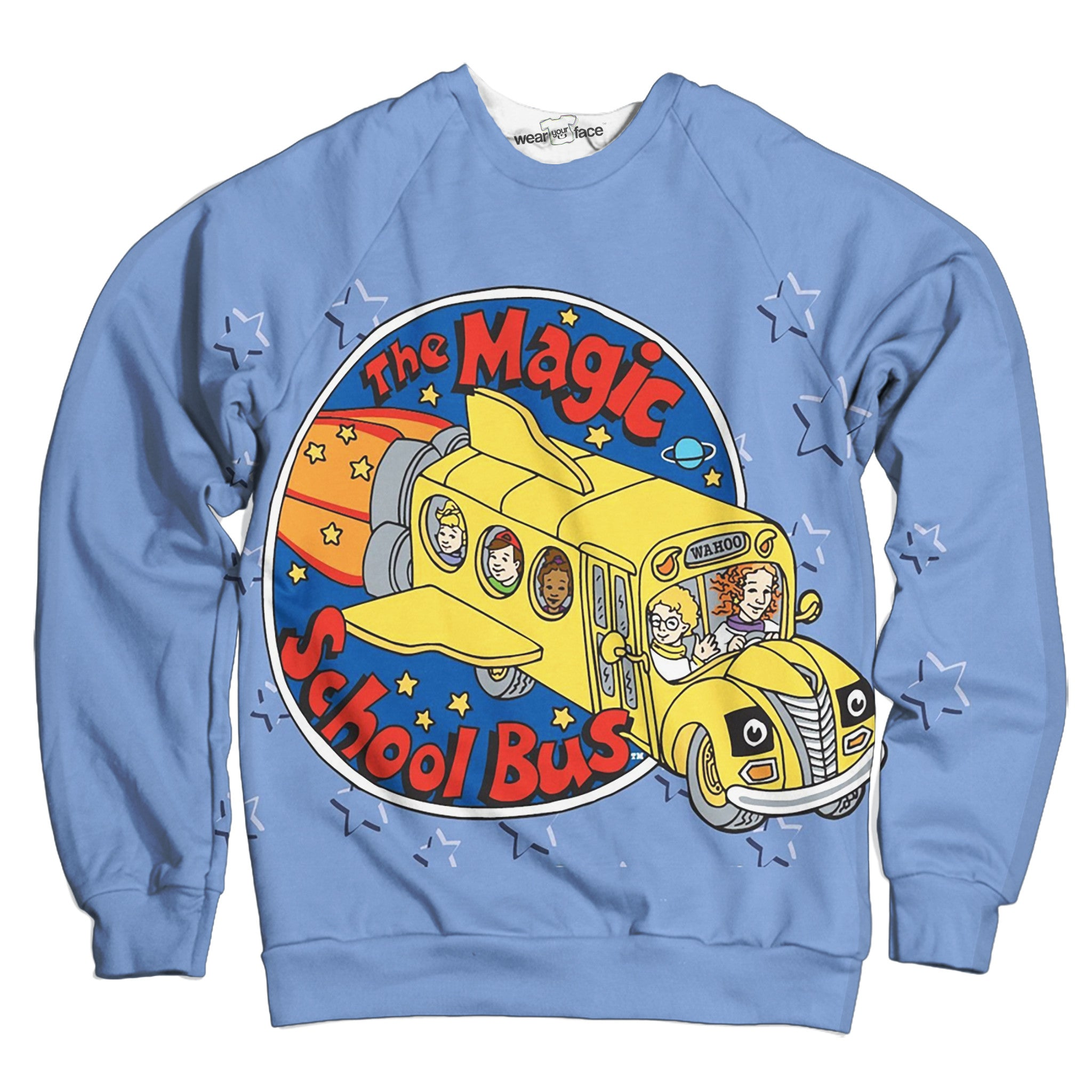 The Magic School Bus Sweatshirt