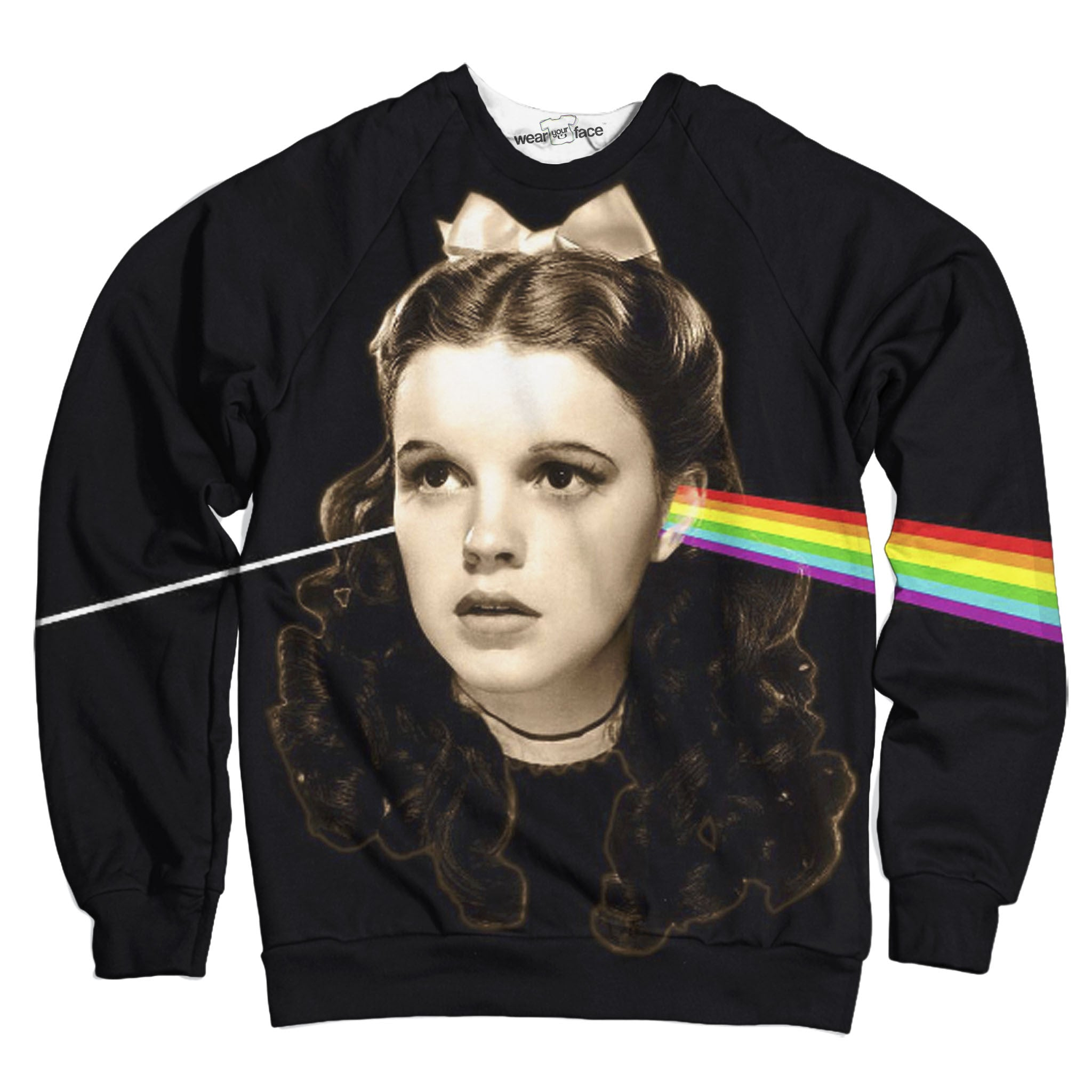Alice Light Refraction Sweatshirt