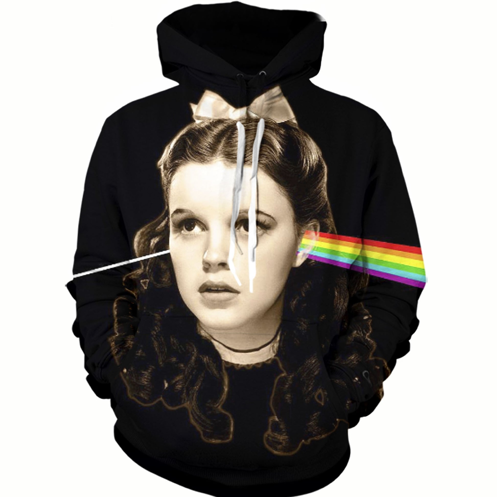 Alice Light Refraction Hoodie