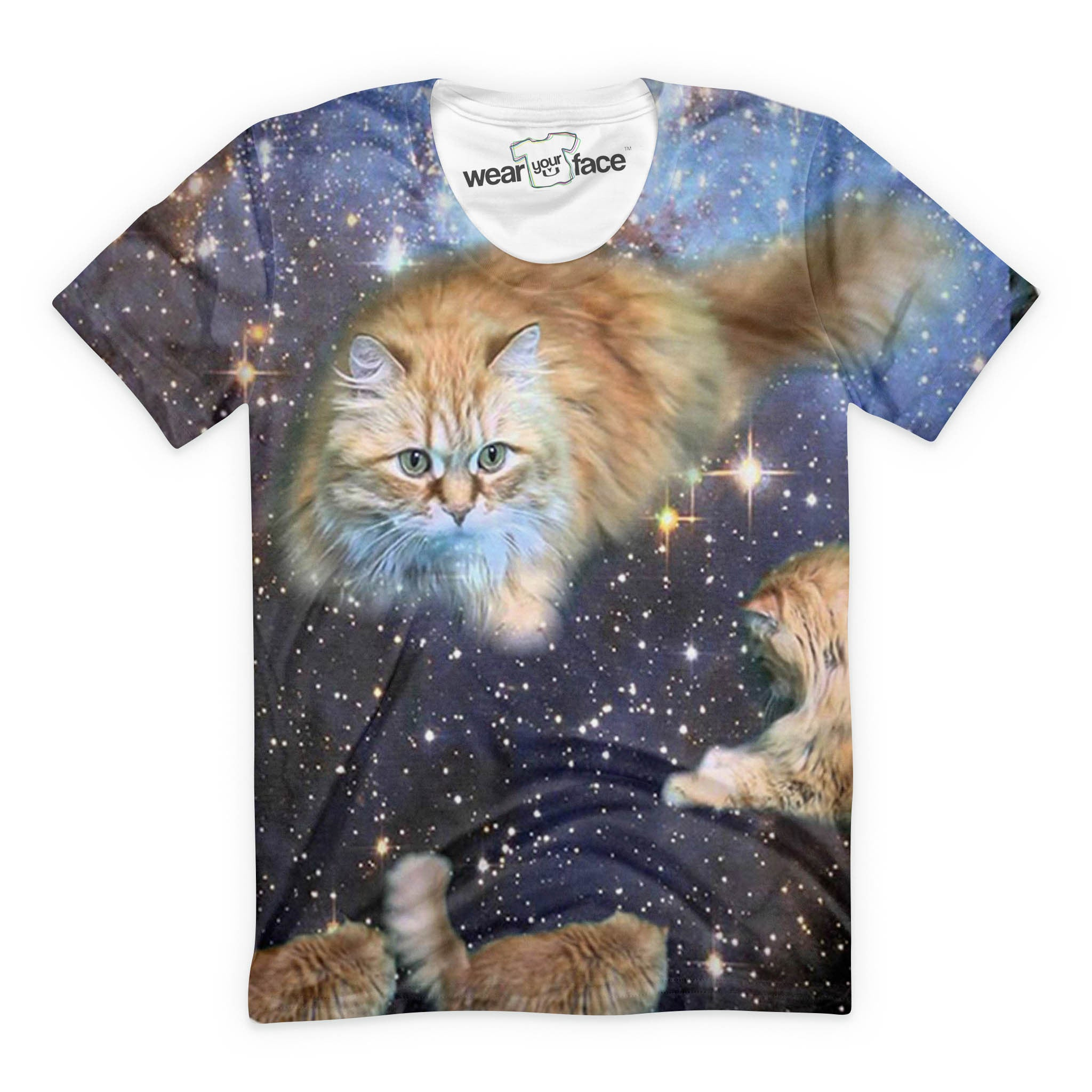 Intergalactic Catarary T-Shirt