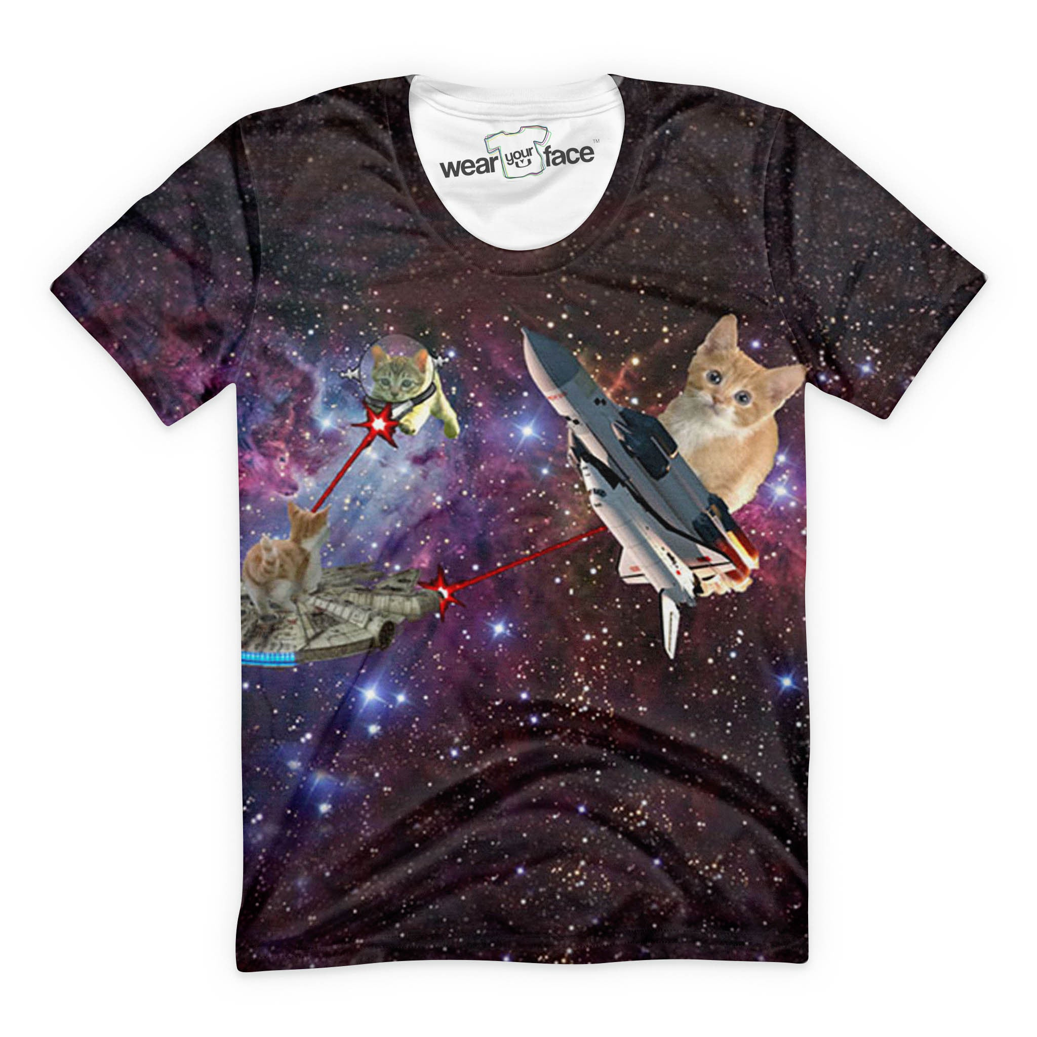 Galactic Battlegrounds T-Shirt