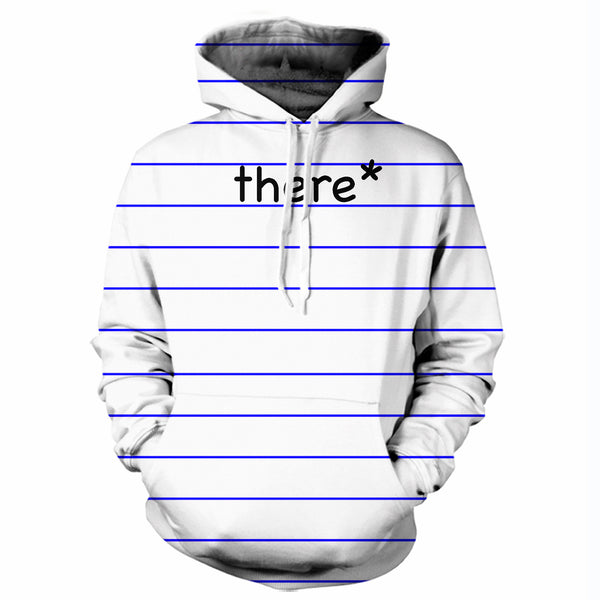 There* Hoodie