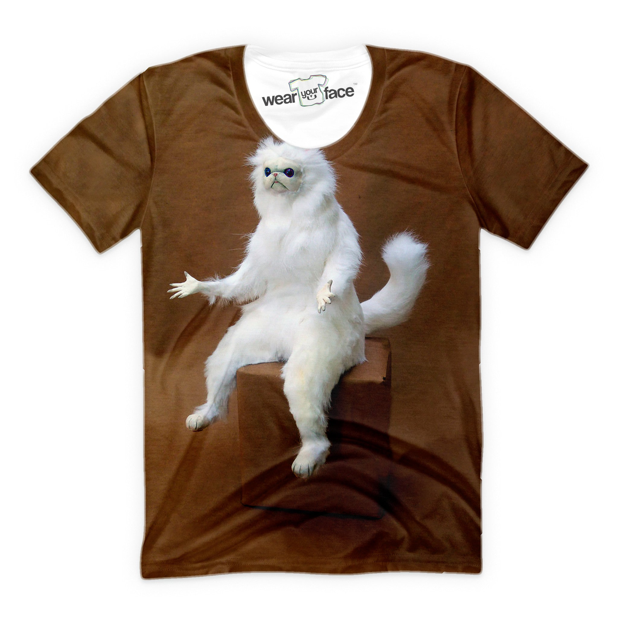 Persian Cat Room T-Shirt
