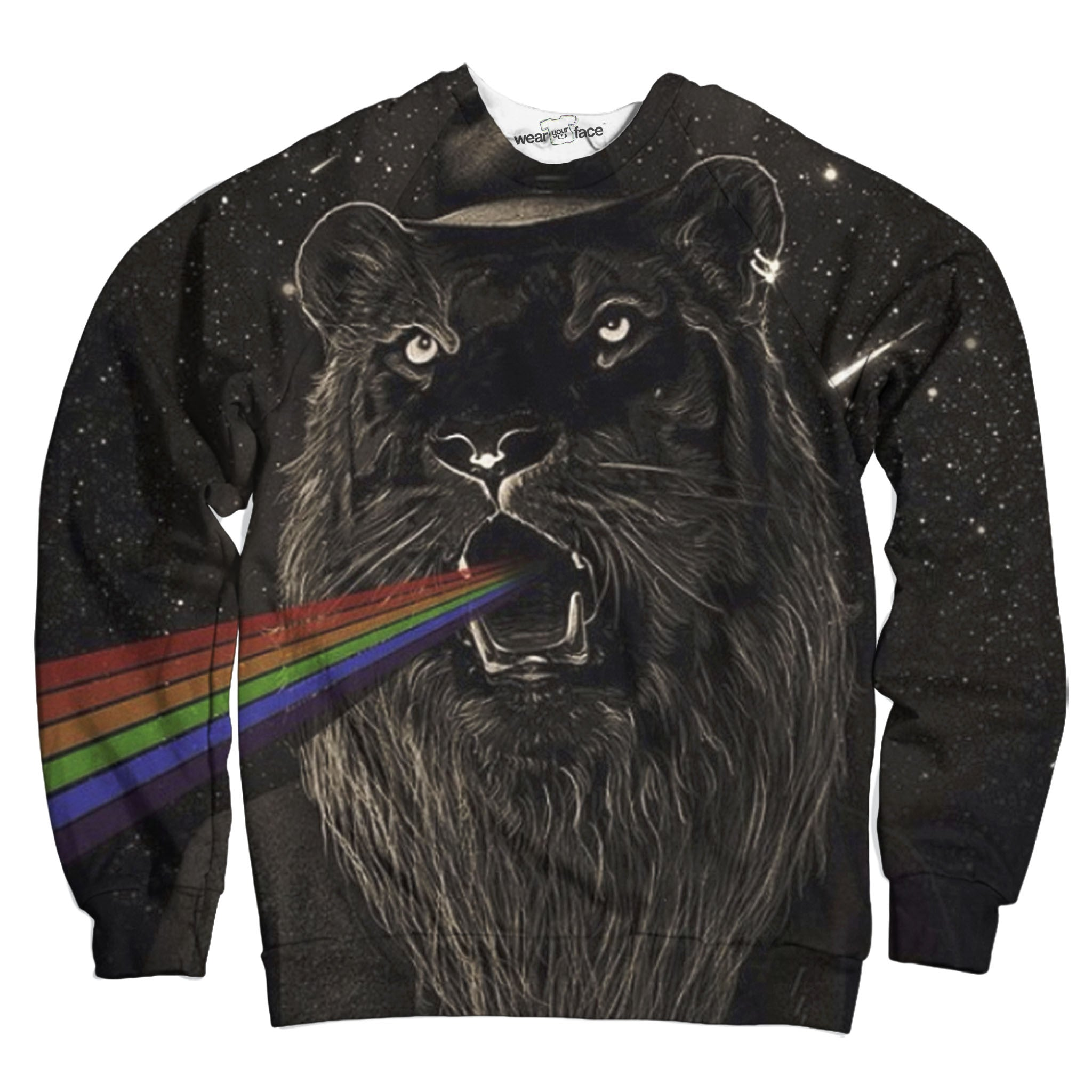 The Intergalactic Lion Sweatshirt