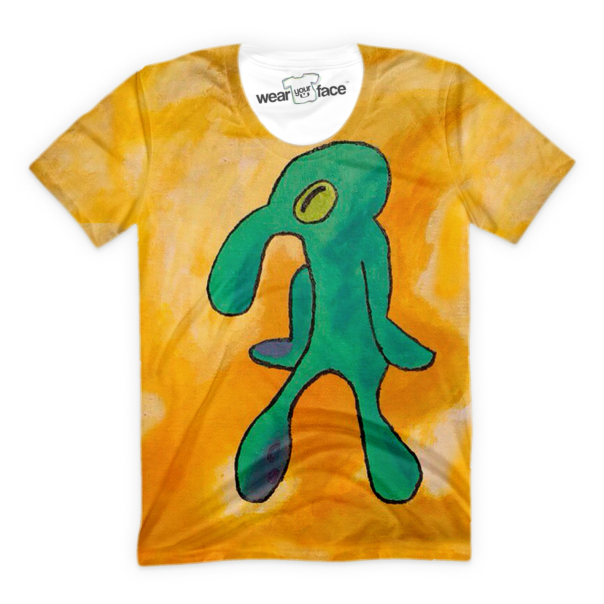 Pastel Squidward T-Shirt