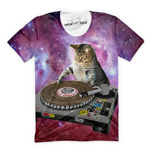 DJ Litterbox In The Mix T-Shirt