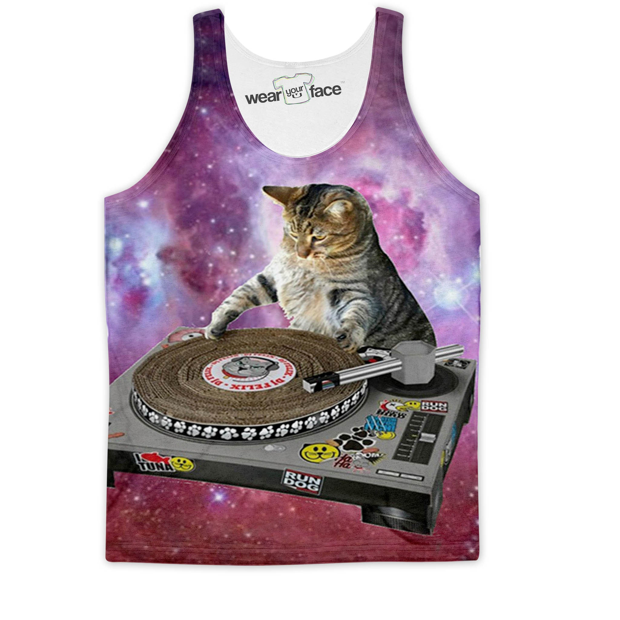 DJ Litterbox In The Mix Tank