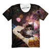 Burrito Space Kitten T-Shirt