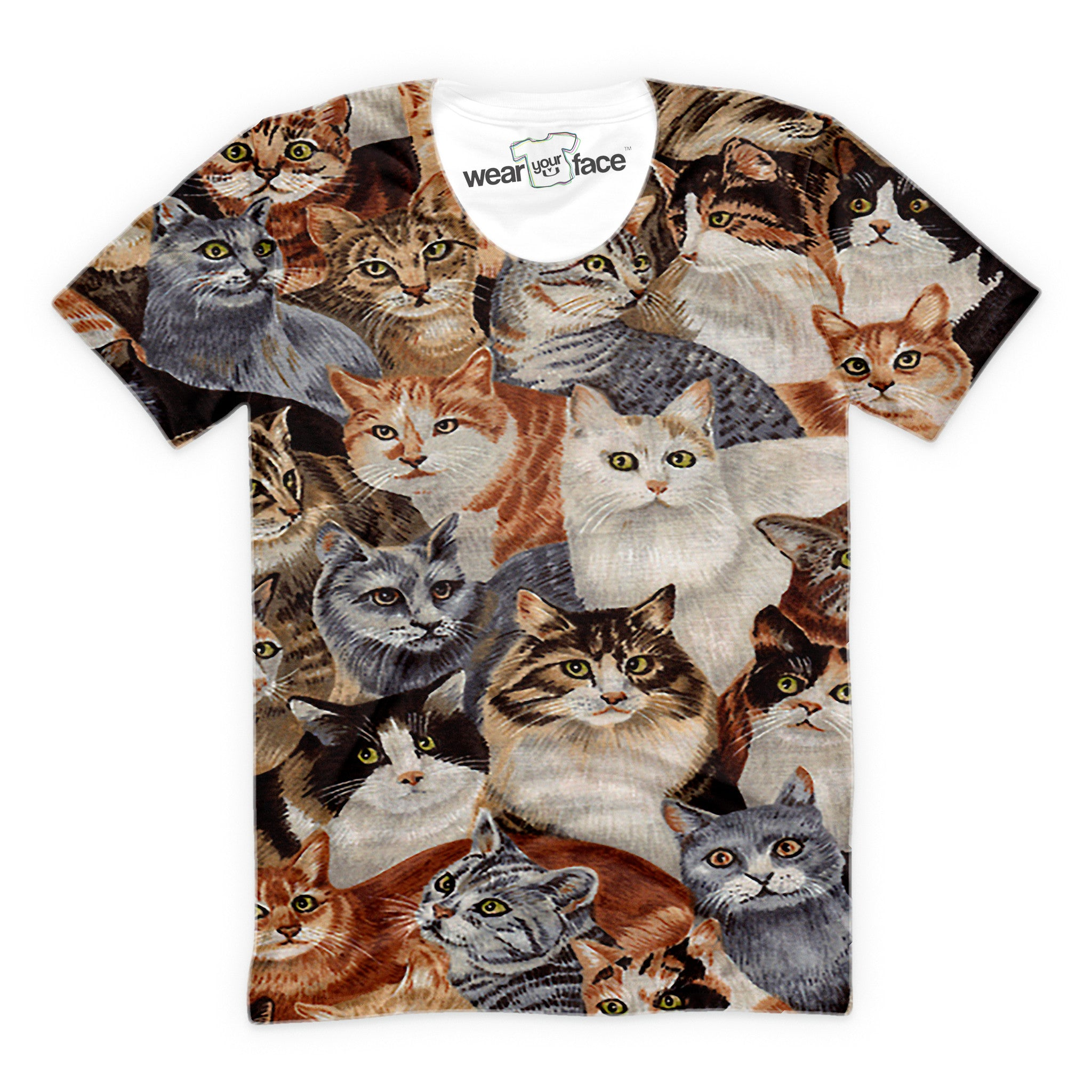 Too Many Cats T-Shirt