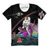 Astronaut Riding Dinosaur T-Shirt