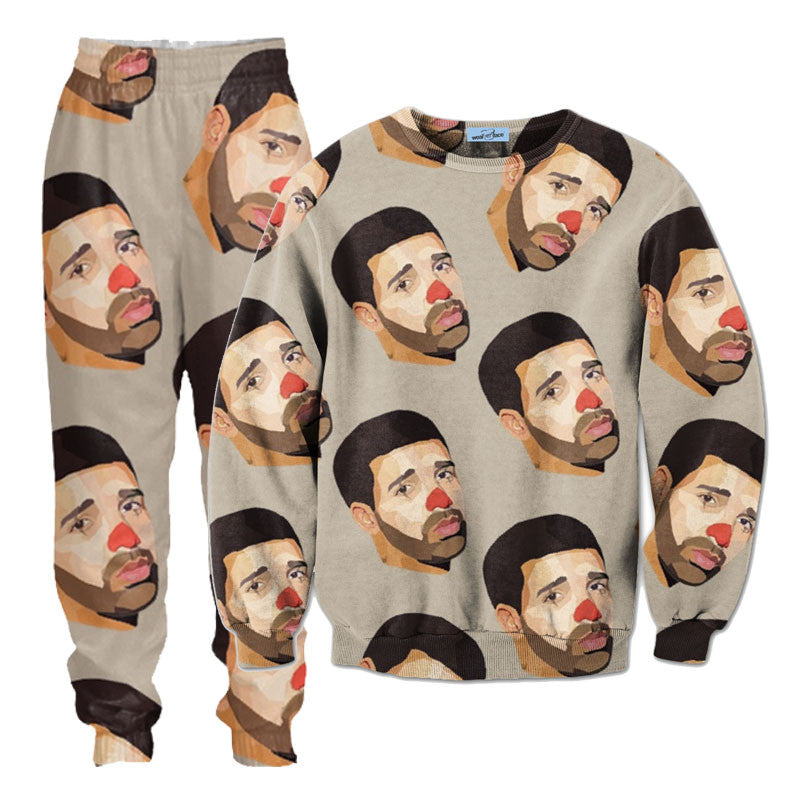 The Emo Drake Tracksuit