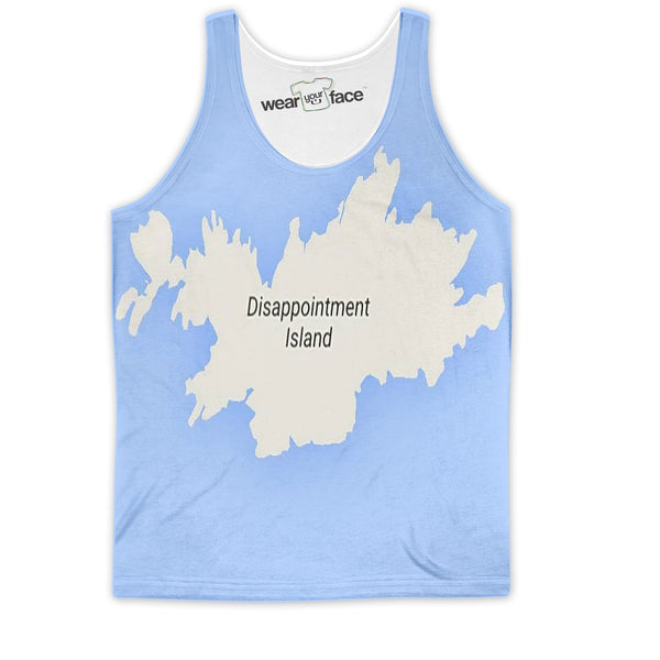 Disappointment Island Tank