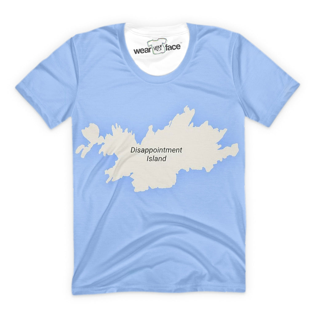 4d8660794f8 Disappointment Island T-Shirt – WearYourFace
