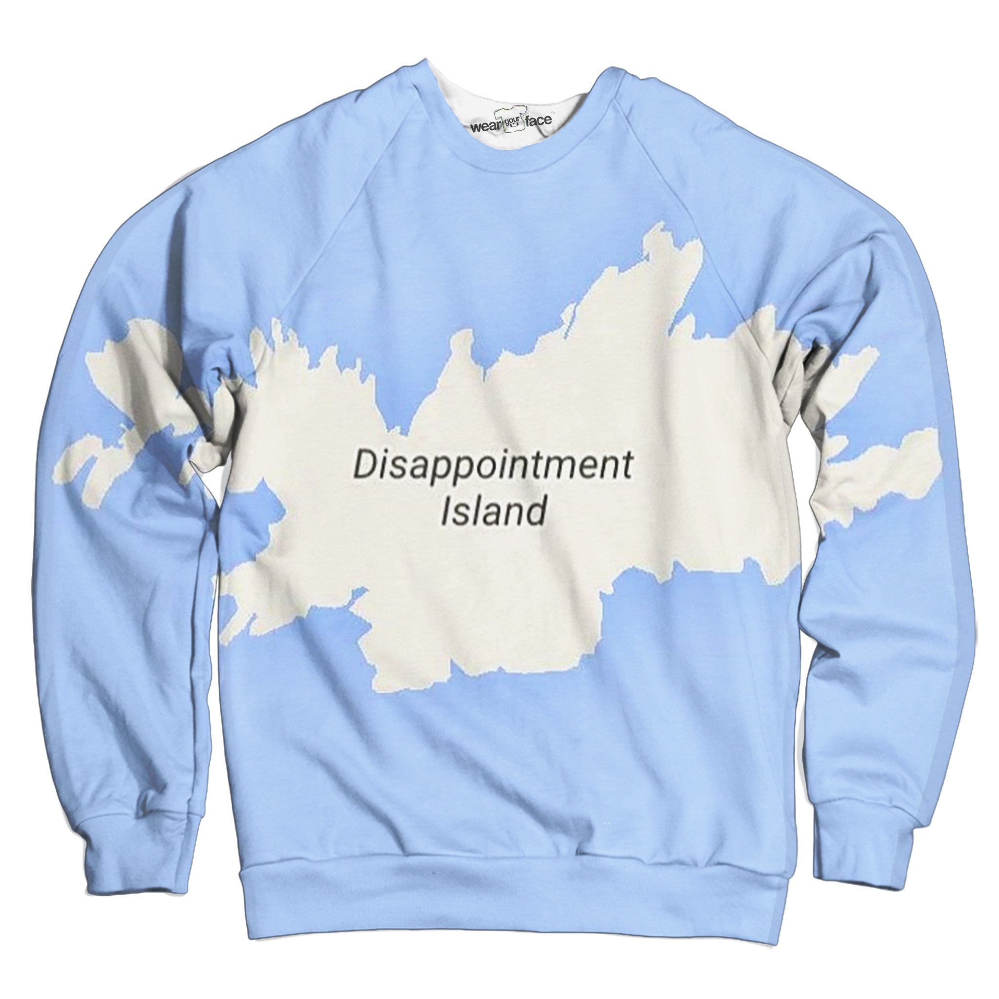 Disappointment Island Sweatshirt