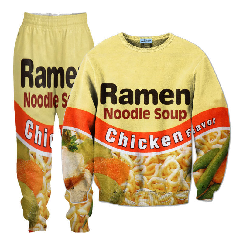Top Ramen Chicken Tracksuit