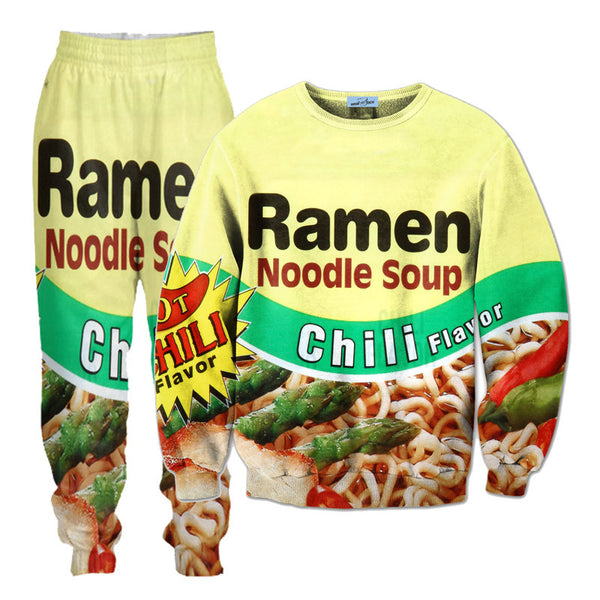 Top Ramen Chili Tracksuit