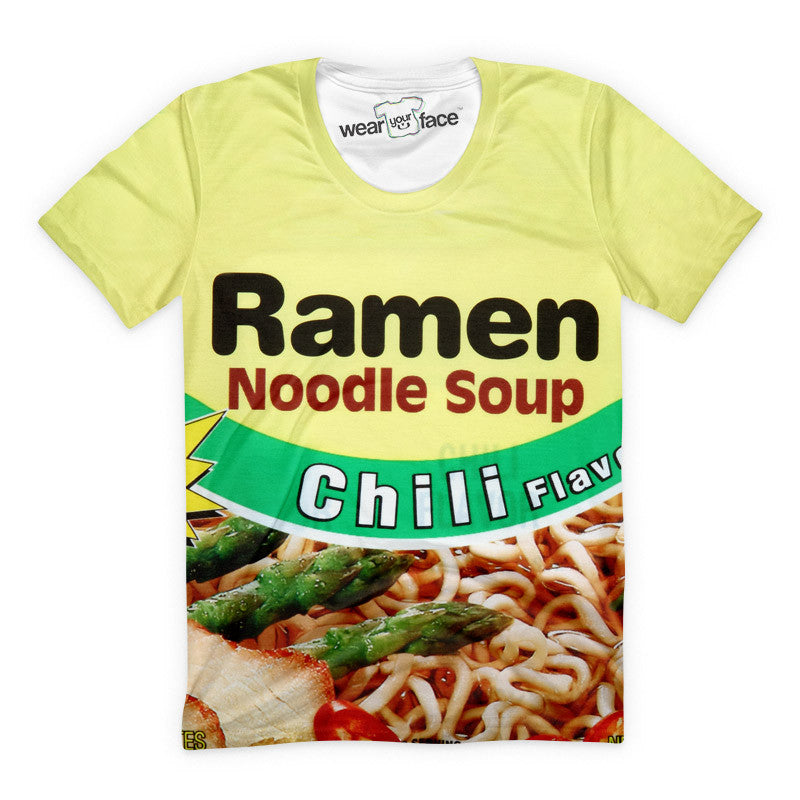 Top Ramen Chili T-Shirt