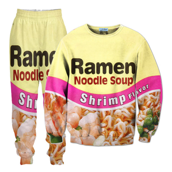 Top Ramen Shrimp Tracksuit
