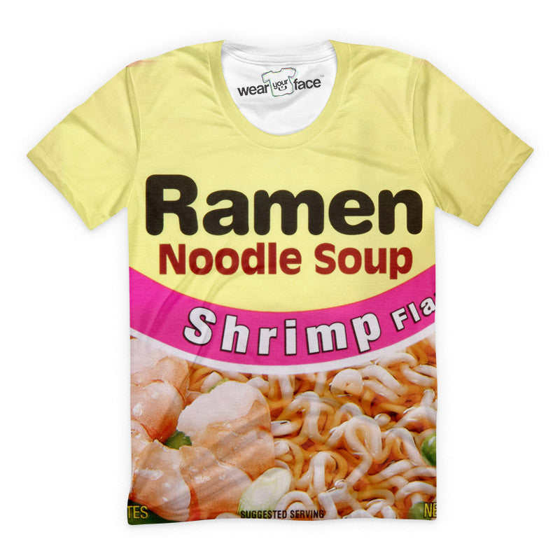 Top Ramen Shrimp T-Shirt