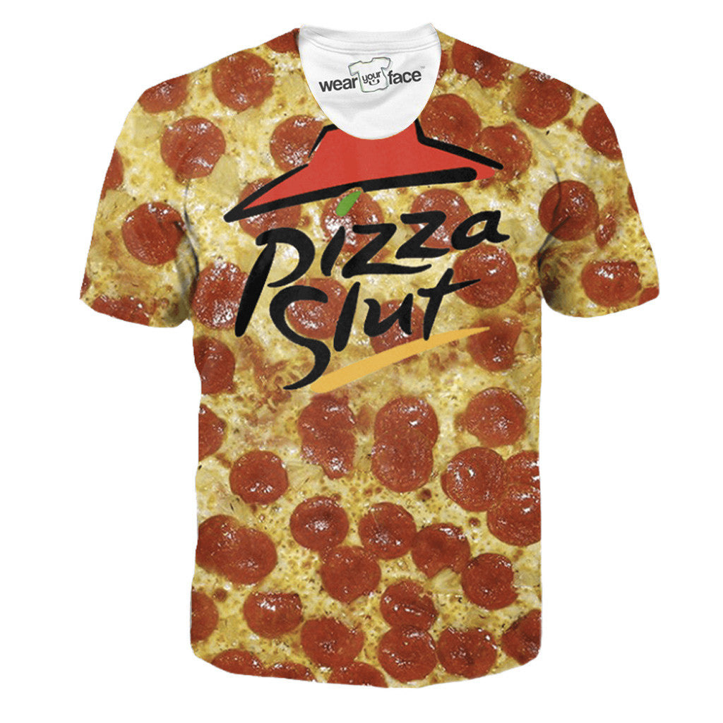 Pizza Slut T-Shirt