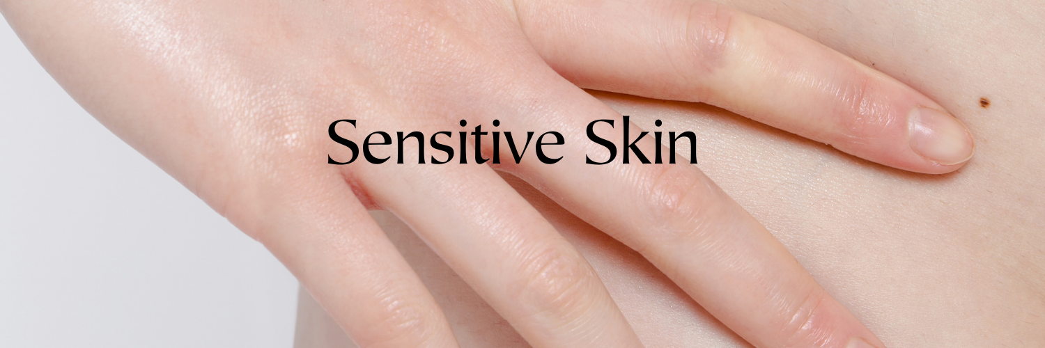 body care routine for sensitive skin