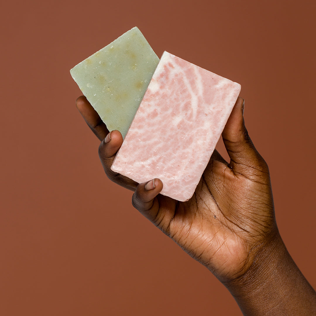 La Rose | French Pink Clay Bar Soap