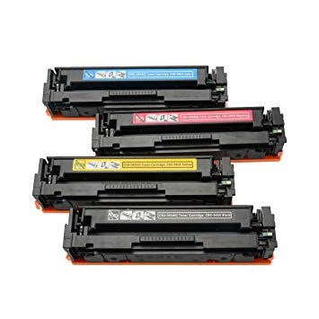 CANON 045 COMPATIBLE HIGH YIELD 4 COLORS SET TONER - American Toner Supply