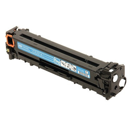 HP CB541A (HP 125A) Compatible Cyan Laser Toner Cartridge - American Toner Supply