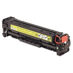 HP CB542A (HP 125A) Compatible Yellow Laser Toner Cartridge - American Toner Supply