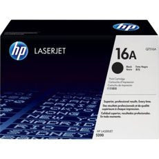 HP Q7516A (16A) Original Black Toner Cartridge - American Toner Supply