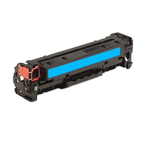 HP 312A - CF381A Toner Compatible Cartridge Cyan - HP LaserJet Pro MFP M476 Series - American Toner Supply