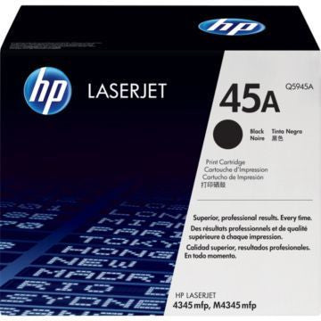 HP 45A Original Black High Yield Toner - American Toner Supply