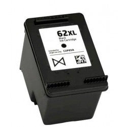 HP 62XL Compatible Ink Cartridge Black-C2P05AN - American Toner Supply
