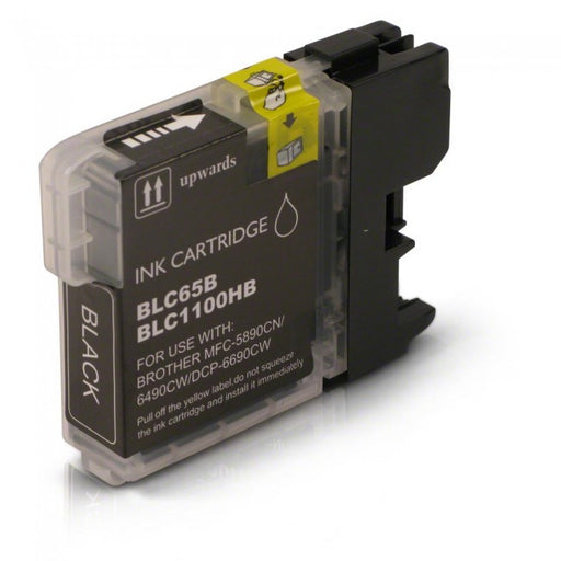 Brother LC65 Black Compatible Ink Cartridge - American Toner Supply