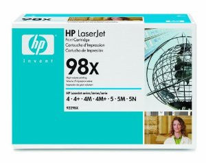 HP 92298X (98X) Original Toner Black - American Toner Supply