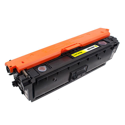 CANON 040 COMPATIBLE HIGH YIELD YELLOW TONER CARTRIDGE - American Toner Supply