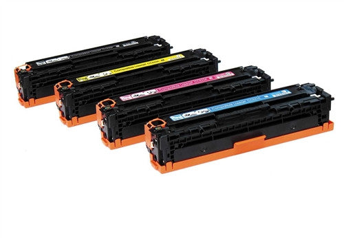 Hp Color LaserJet Pro MFP M477fdw Toner 4 Set - American Toner Supply