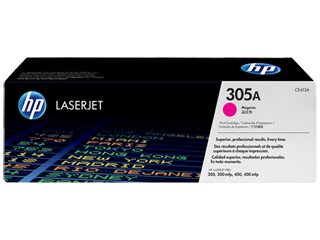 HP CE413A (HP 305A) Original Genuine Magenta Toner - American Toner Supply