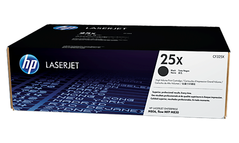 HP CF325X (25X) Original Black High Yield Toner - American Toner Supply