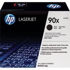 HP CE390XC (90X) Original Black LaserJet Toner Cartridge - American Toner Supply