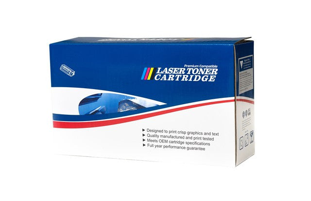 HP CE321A (HP 128A) Compatible Cyan Laser Toner Cartridge - American Toner Supply