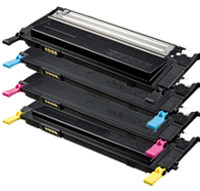 Samsung CLP-315 Compatible Toner Cartridge 4-Set - American Toner Supply