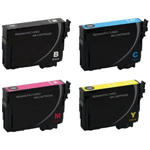 Epson T220XL Remanufactured Ink Cartridge High Yield 4-Pack - American Toner Supply