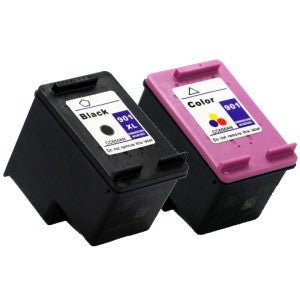 HP 901XL (CN069FN) Remanufactured Ink Cartridge Two Pack - American Toner Supply
